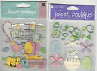 U CHOOSE  Jolee's SPRINGTIME  SPRING BASKET 3D Stickers easter