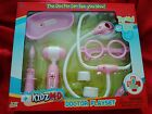 New Kids Doctor Play Set 8 Pieces Pink