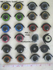 21mm to 24mm Safety Eyes With Eye Lids 10 Pair Mix Colors Teddy Bear, Dolls PEEL