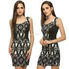Sexy Women Dress Sleeveless Lady Gown Black Satin Evening Cocktail Party Dresses