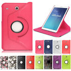 "Smart Flip Leather Stand Case Cover For Samsung Galaxy Tab E 9.6"" SM-T560 T561"