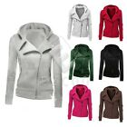 On Sale!Women Lady Long Sleeve Hooded Coat Jacket Sweatshirt Sweats Outwear S-XL