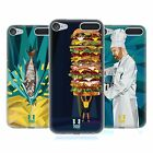 HEAD CASE PROFESSIONI - FOOD LEAGUES CASE IN GEL PER APPLE iPOD TOUCH MP3