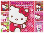 hello kitty party boxes - Hello Kitty Assorted Coloring Activity Book 1ct Party Favor Holiday Gift