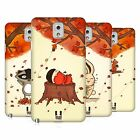 HEAD CASE DESIGNS AUTUMN CRITTERS HARD BACK CASE FOR SAMSUNG PHONES 2