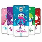 HEAD CASE DESIGNS CHRISTMAS TIDINGS HARD BACK CASE FOR SAMSUNG PHONES 2