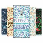 HEAD CASE DESIGNS BLESSED CHRISTMAS HARD BACK CASE FOR NOKIA PHONES 2