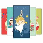 HEAD CASE DESIGNS JOLLY CHRISTMAS TOONS HARD BACK CASE FOR NOKIA PHONES 2