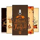 HEAD CASE DESIGNS THANKSGIVING TYPOGRAPHY HARD BACK CASE FOR NOKIA PHONES 2