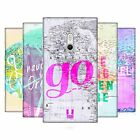 HEAD CASE DESIGNS WANDERLUST STATEMENTS HARD BACK CASE FOR NOKIA PHONES 2