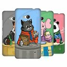 HEAD CASE DESIGNS ANIMALS BREAKTIME HARD BACK CASE FOR NOKIA PHONES 1