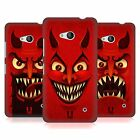 HEAD CASE DESIGNS DEVILISH FACES HARD BACK CASE FOR NOKIA PHONES 1