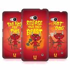 HEAD CASE DESIGNS WILL THE DEVIL HARD BACK CASE FOR NOKIA PHONES 1