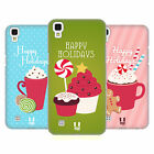HEAD CASE DESIGNS HOLIDAY TREATS HARD BACK CASE FOR LG PHONES 2