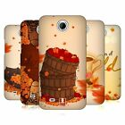 HEAD CASE DESIGNS AUTUMN HARD BACK CASE FOR HTC PHONES 3