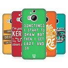 HEAD CASE DESIGNS A GRAPHIC DESIGNER'S LIFE HARD BACK CASE FOR HTC PHONES 2
