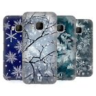 HEAD CASE DESIGNS WINTER PRINTS HARD BACK CASE FOR HTC PHONES 1
