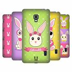 HEAD CASE DESIGNS SOFIE THE BUNNY HARD BACK CASE FOR LG PHONES 3
