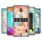 HEAD CASE DESIGNS TIE DYE CRY HARD BACK CASE FOR LG PHONES 3