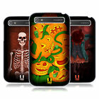 HEAD CASE DESIGNS LORE OF HORROR HARD BACK CASE FOR BLACKBERRY PHONES