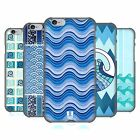 HEAD CASE DESIGNS SEA WAVE PATTERNS HARD BACK CASE FOR APPLE iPHONE PHONES