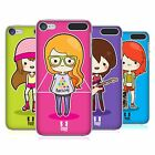 HEAD CASE DESIGNS COOL GIRLS HARD BACK CASE FOR APPLE iPOD TOUCH MP3