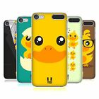 HEAD CASE DESIGNS KAWAII DUCK HARD BACK CASE FOR APPLE iPOD TOUCH MP3