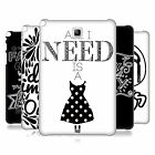 HEAD CASE DESIGNS FASHIONISTA TALK HARD BACK CASE FOR SAMSUNG TABLETS 1