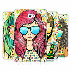 HEAD CASE DESIGNS SUMMER HIPPIES HARD BACK CASE FOR SAMSUNG TABLETS 1