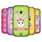 HEAD CASE DESIGNS SOFIE THE BUNNY HARD BACK CASE FOR SAMSUNG PHONES 5