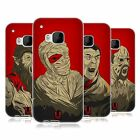 HEAD CASE DESIGNS CLASSIC THRILLERS SOFT GEL CASE FOR HTC PHONES 1