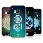 HEAD CASE DESIGNS SNOWFLAKES SOFT GEL CASE FOR HTC PHONES 1