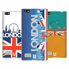 HEAD CASE DESIGNS LONDON CITYSCAPE SOFT GEL CASE FOR BLACKBERRY PHONES