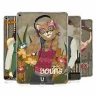HEAD CASE DESIGNS FASHION ANIMALS SOFT GEL CASE FOR APPLE SAMSUNG TABLETS