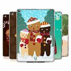 HEAD CASE DESIGNS THE GINGERBREAD SOFT GEL CASE FOR APPLE SAMSUNG TABLETS