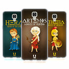 HEAD CASE DESIGNS MINI GREEK GODDESSES SOFT GEL CASE FOR LG PHONES 2