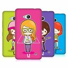 HEAD CASE DESIGNS COOL GIRLS SOFT GEL CASE FOR NOKIA PHONES 1