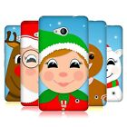 HEAD CASE DESIGNS JOLLY CHRISTMAS CHARACTERS SOFT GEL CASE FOR NOKIA PHONES 1
