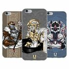 HEAD CASE DESIGNS KNIGHT SOFT GEL CASE FOR APPLE iPHONE PHONES