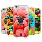 HEAD CASE DESIGNS SUGARY THOUGHTS SOFT GEL CASE FOR APPLE iPHONE PHONES