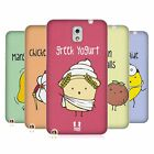 HEAD CASE DESIGNS YUMMY DOODLE SOFT GEL CASE FOR SAMSUNG PHONES 2