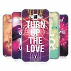 HEAD CASE DESIGNS EDM LOVE SOFT GEL CASE FOR SAMSUNG PHONES 3