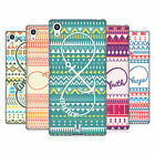 HEAD CASE DESIGNS INFINITY AZTEC SOFT GEL CASE FOR SONY PHONES 2