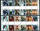 Star Wars - Mint Stamps Gutter Pairs, Sheet Codes, Colour Blocks MNH + FREE GIFT