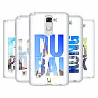 HEAD CASE DESIGNS CITY SNAPSHOTS SOFT GEL CASE FOR LG PHONES 3
