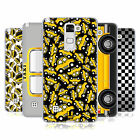 HEAD CASE DESIGNS YELLOW CAB SOFT GEL CASE FOR LG PHONES 3