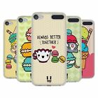 HEAD CASE DESIGNS KAWAII MACARONS SOFT GEL CASE FOR APPLE iPOD TOUCH MP3