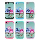 Drop Defender Plastic Case Cover For Apple iPod Touch 6 Generation Shell New 60g