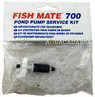 FISH MATE PUMP REPLACEMENT IMPELLER SERVICE KIT POND FILTER ROTOR SPARE KOI