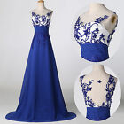 Long Prom Homecoming Evening Ball Gown WEDDING Formal Bridesmaid Maxi Dresses